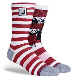 Stance Socken MICKEY TV HARING MIX KEITH HARING RED A545D20M